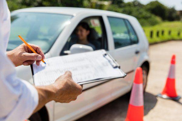 Esame della patente a Roma