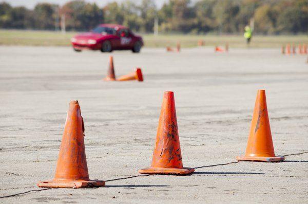 Campo prova per la formazione e la sicurezza stradale a Roma