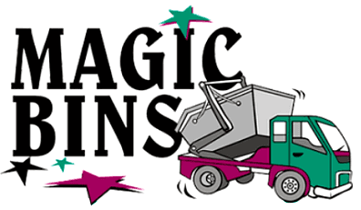 magic bins logo
