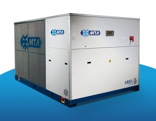 MTA air cooled chiller