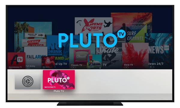 pluto tv activation code