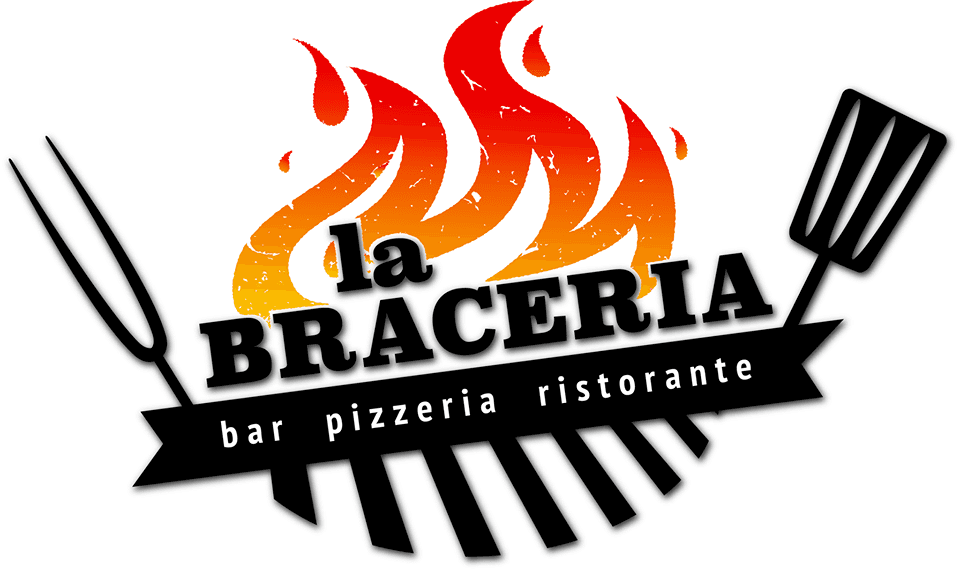 RISTORANTE PIZZERIA LA BRACERIA-Logo