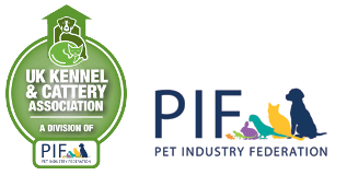 UK Kennel and Cattery Association  and PIF Icon