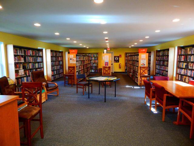 Ira Township Library