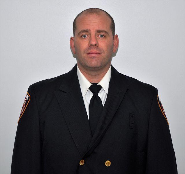 Jason Keller - Ira Township Fire Chief