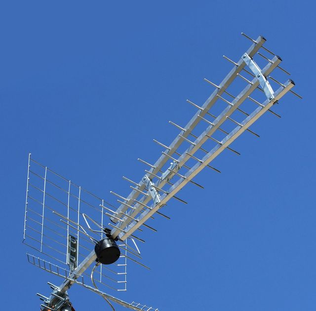 Home TV Aerial installation for both domestic and commercial