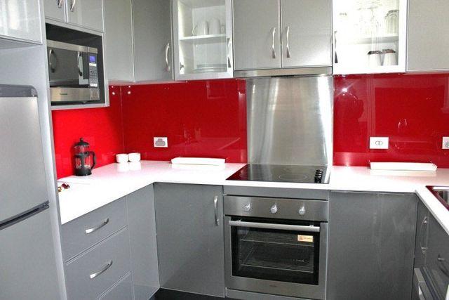 Heritage penthouse kitchen