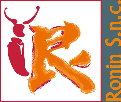 Ronin Disinfestazione logo