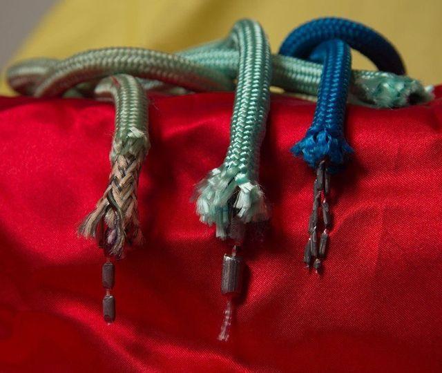 Leaded braids coated with polypropylene in Sale Marasino