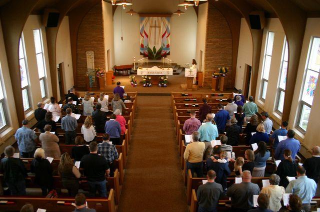 Church staff in Spring Prairie