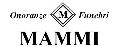 Onoranze Funebri Mammi - Logo