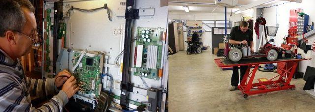 TV repair Narre Warren & Elsternwick – Budget Electronic