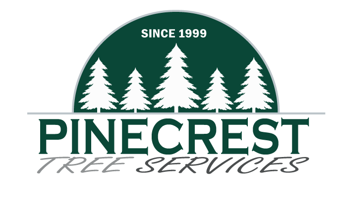 Pinecrest Fence Company Logo