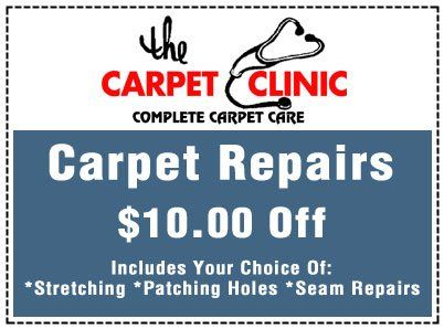 Coupons The Carpet Clinic Pensacola Fl