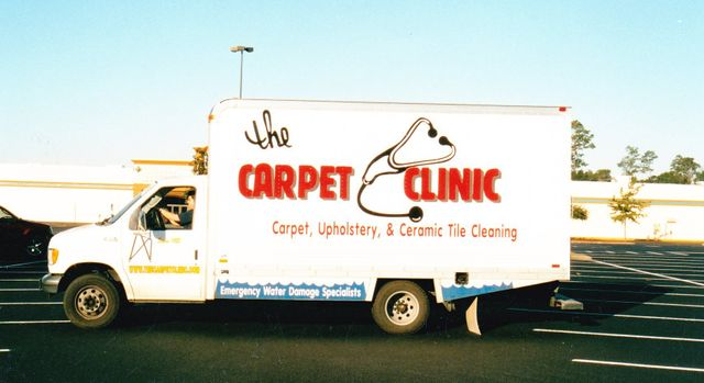 About The Carpet Clinic Pensacola Amp Navarre Fl