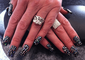 Gel nails specialists