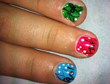 Minx nails specialists
