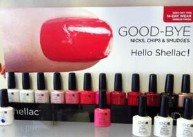 shellac nail experts