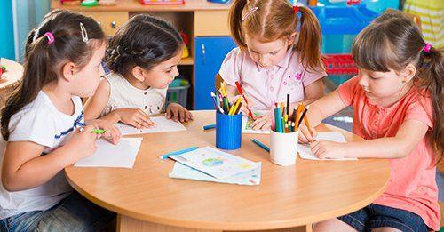 Preschool programs in child development center in Lincoln, NE