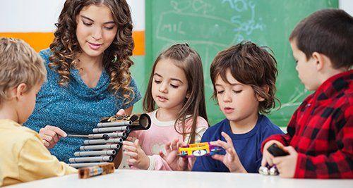 Preschool learning doe child development in Lincoln, NE