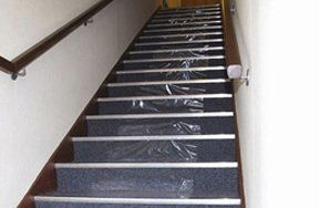 protection film for stairs