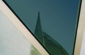 Glare reduction film