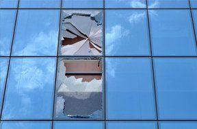 damaged safety film