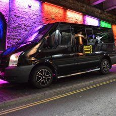Private party vehicle hire