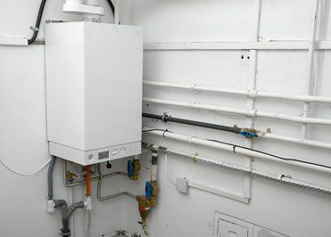 Central heating system installation and maintenance