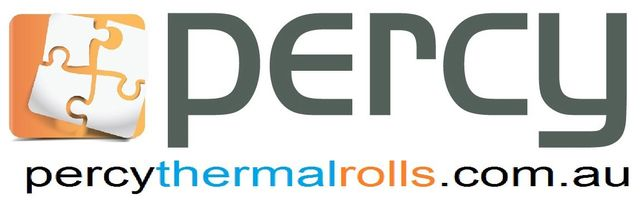 Percy thermal rolls logo
