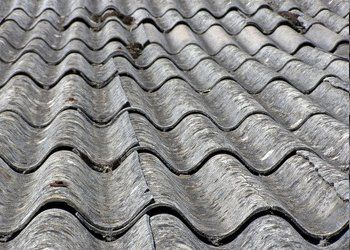 asbestos used for roofing