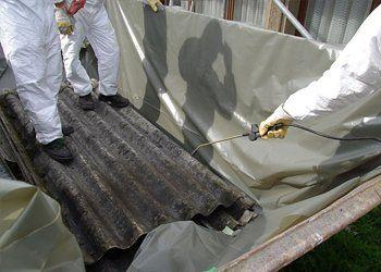 asbestos damage control