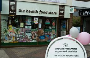 Health food shop - Mapperley, Nottingham - The Health Food Store - Food products