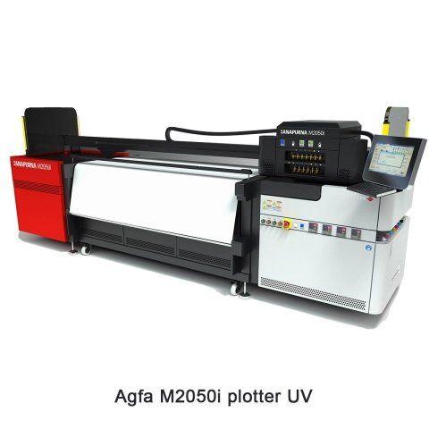 Agfa M2050i Plotter UV