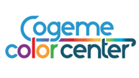 COGEME COLOR CENTER - LOGO
