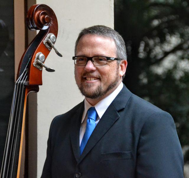 Rocklin High Music Director Thomas Douglass