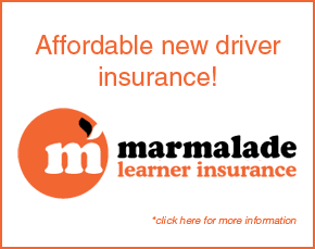 cheap monthly rates for learner driver insurance and affordable new driver insurance