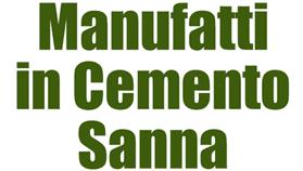 MANUFATTI IN CEMENTO DI SANNA - logo