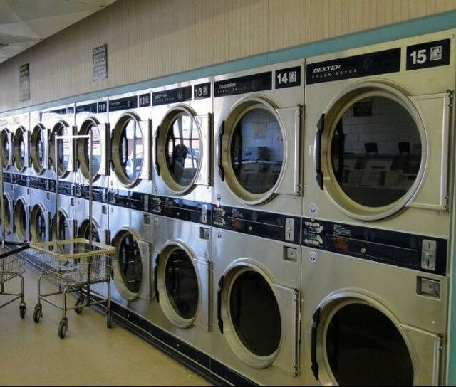 Coin-Operated Washers, Hot Dryers | Williamstown, NJ