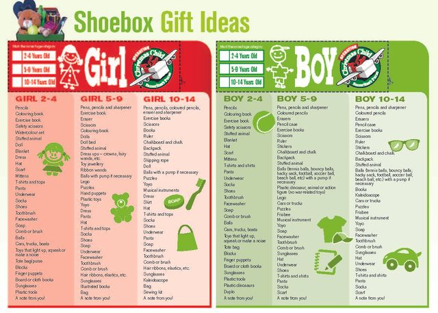 Operation Christmas box donations now sought