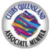 Clubs Queensland Associate Member logo