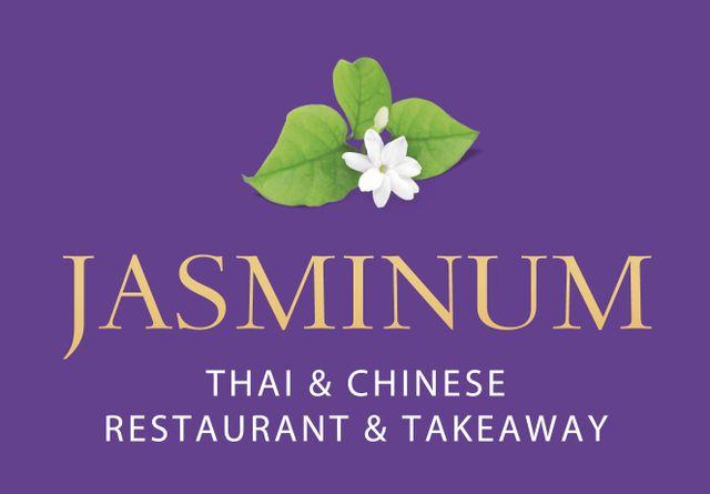 jasminum restaurant logo