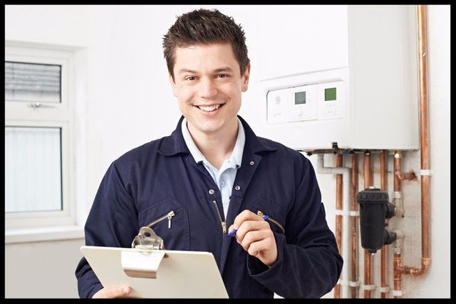 tankless water heater repair in Fayetteville, NC