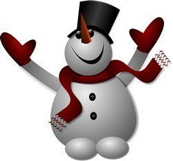 snowman-for-holidays
