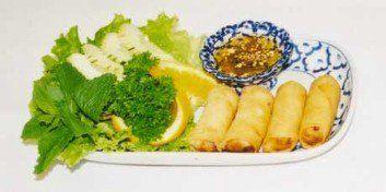 Appetizer, Thailand Cuisine 2 in Kahului, HI