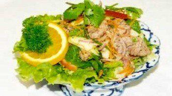 Salad, Thailand Cuisine 2 in Kahului, HI