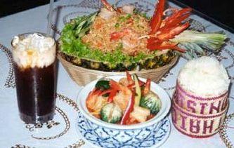 Thai dinner
