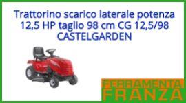 macchinario agricolo, taglia erba a motore, taglia erba Castel Garden