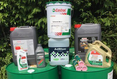 Castrol products