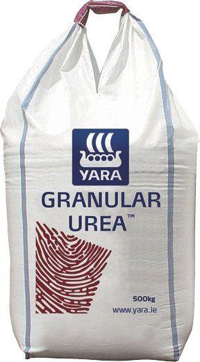 YARA granulated fertiliser